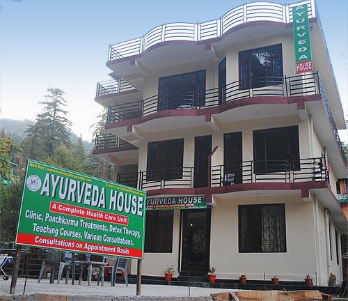 ayurveda house mcleodganj, ayurveda huse dharamsala