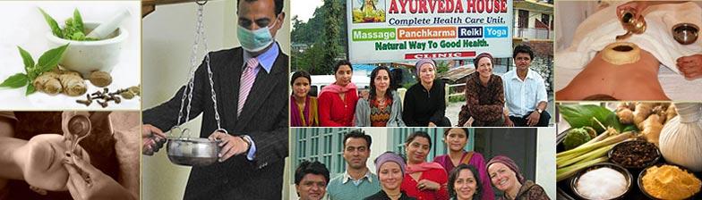 short ayurveda courses india dharamsala