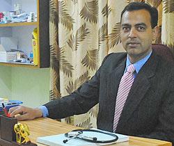 dr aashish rana ayurveda doctor dharamsala